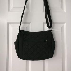 Vera Bradley On The Go Crossbody Shoulder Bag